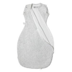 Grobag Snuggle – Grey Marl kapalo/unipussi 3-9kk 0,2TOG